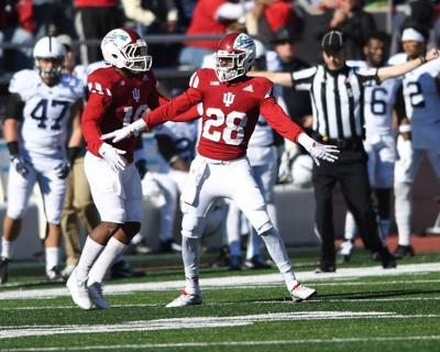 Turnovers the expectation for IU secondary