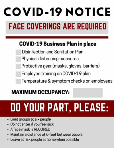 Batesville Area Chamber of Commerce COVID-19 update
