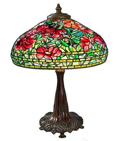 The artistry of Louis Comfort Tiffany