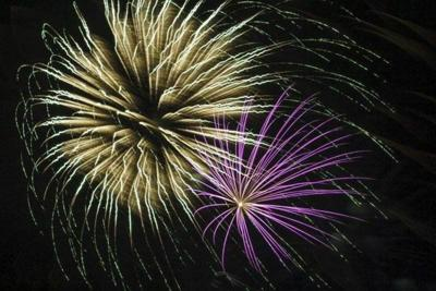 Local fireworks announced