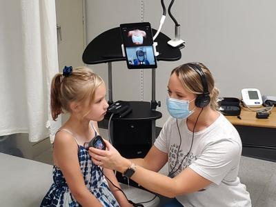St. Louis School to offer school-based telehealth services
