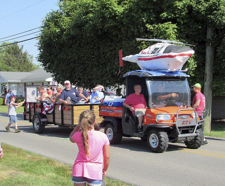 Decatur County 4-H Fair Parade a hit