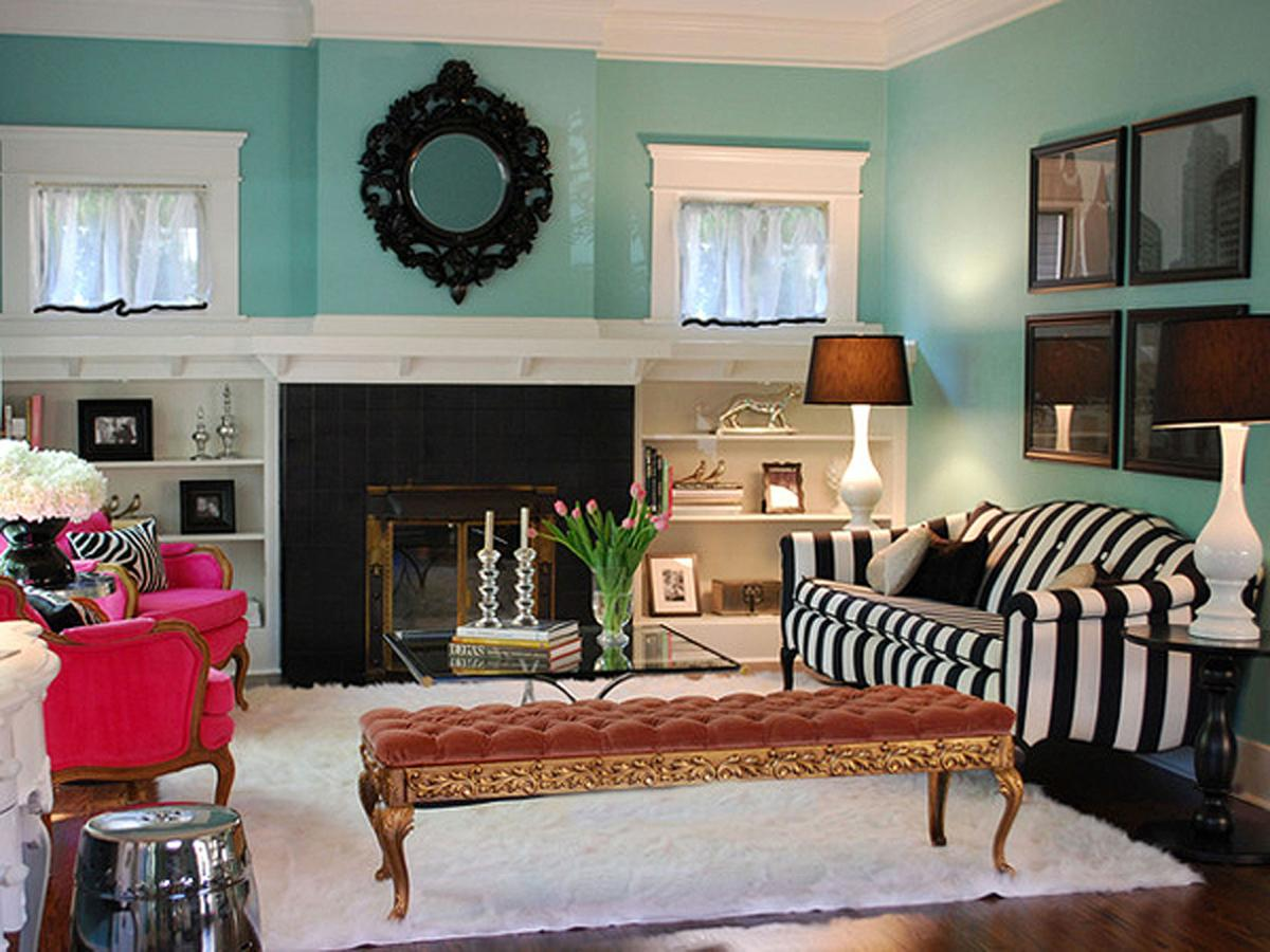 The freedom of eclectic decorating | Around Indiana ...