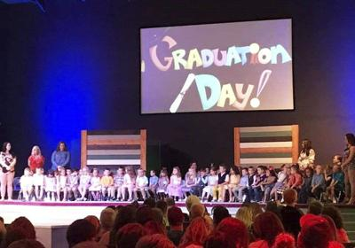 Local 'Y' holds preschool graduation ceremony