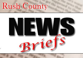 Rush County News Briefs