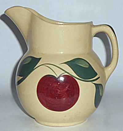 Watch for faux Watt Pottery pieces