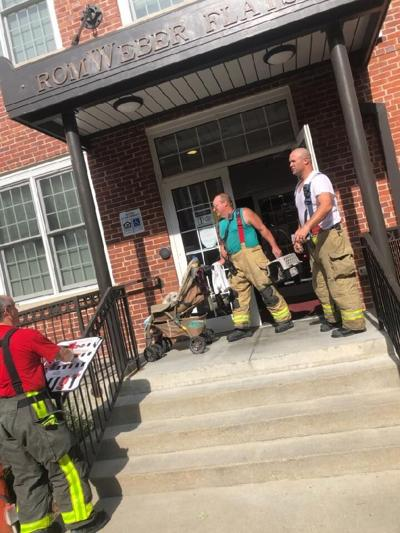 Batesville Fire and Rescue responds to apartment fire