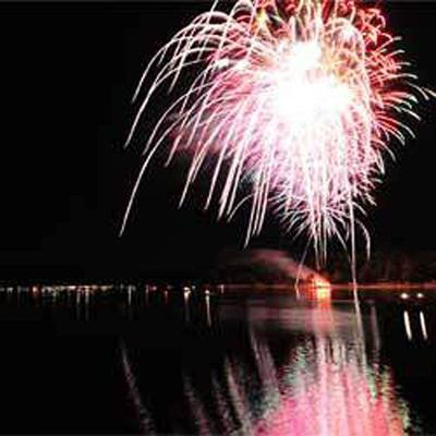 Watch fireworks at Indiana state park properties