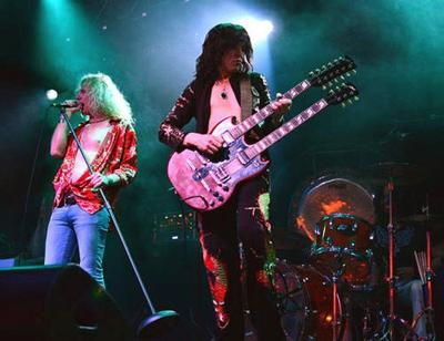 Free Zeppelin tribute concert Saturday