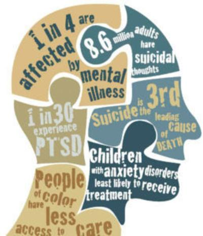 Raising awareness during National Suicide Prevention and Awareness Month