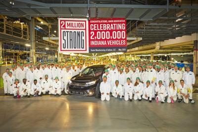 HMIN produces 2 millionth vehicle