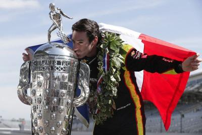 Indy 500 win still sinking in for Pagenaud