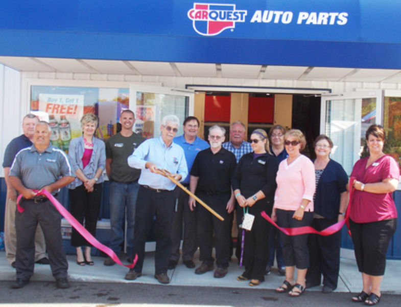 Carquest Celebrates Grand Opening Local News Greensburgdailynews Com
