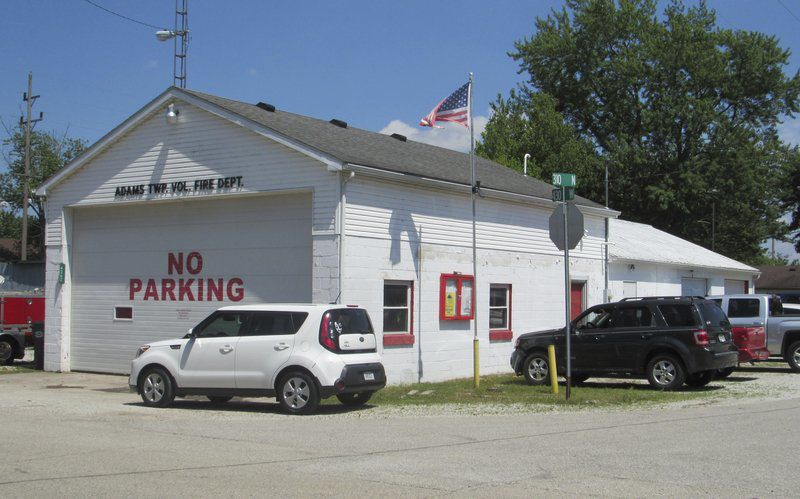 Volunteer fire department plans to raise funds for new station