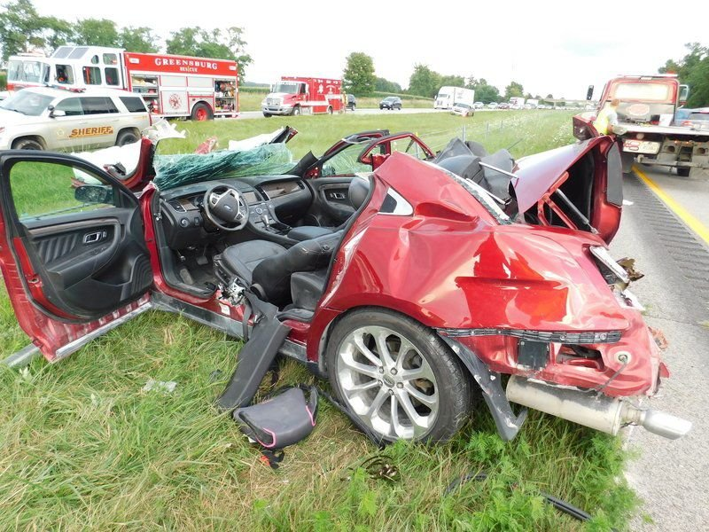 Accidents on I-74 caused chaos Sunday | Local News
