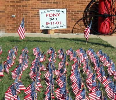 Local residents remember Sept. 11
