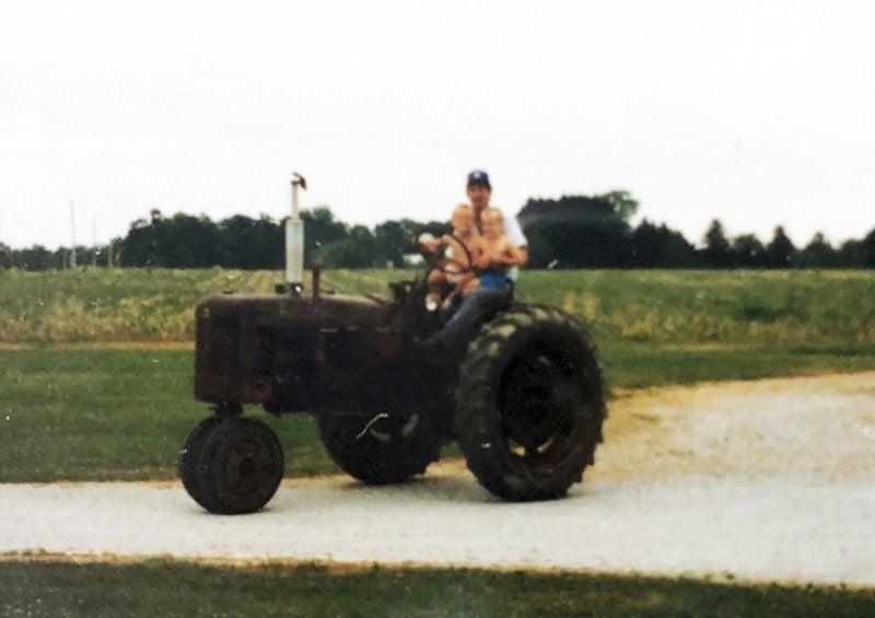Ertel educating future agriculturalists