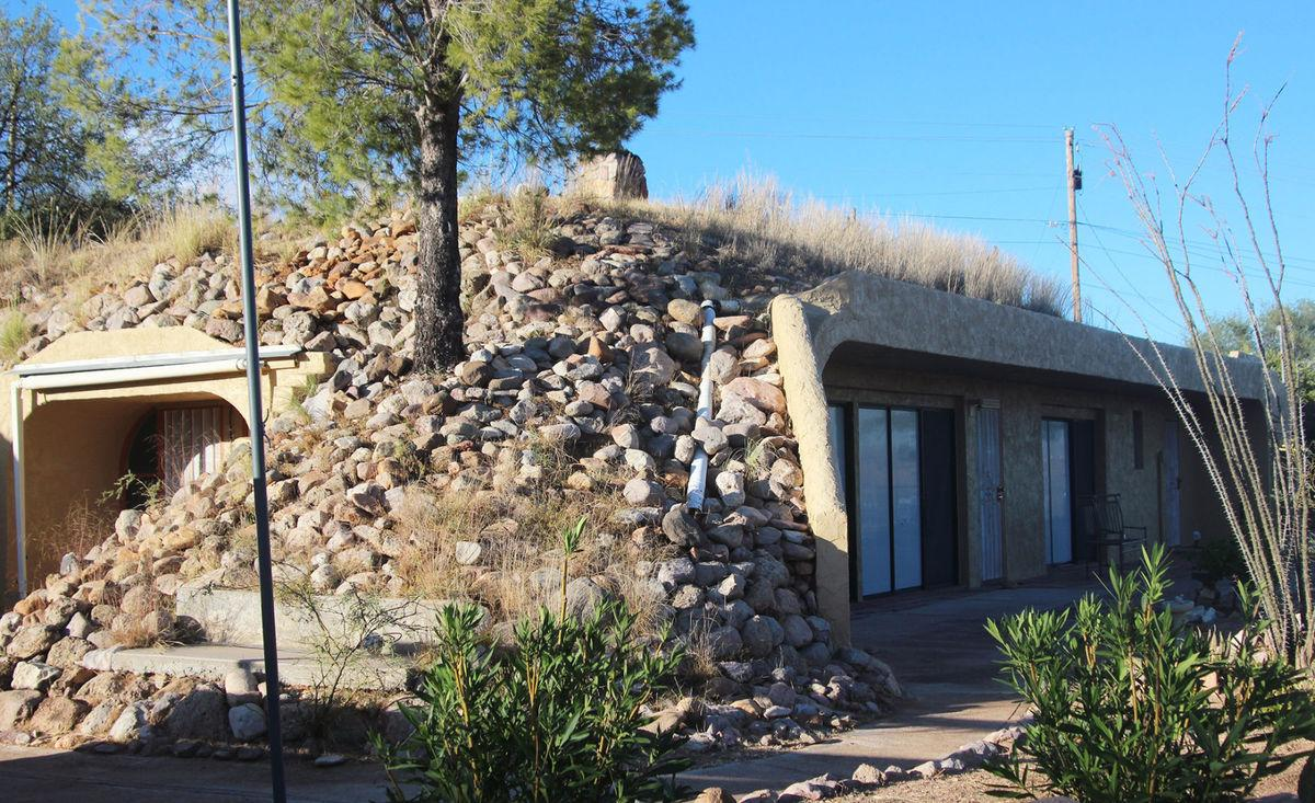 underground home. Underground home durable  energy efficient Get Out gvnews com