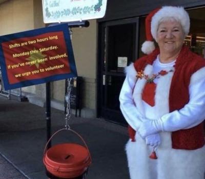 Volunteer Corner: 'Tis bell ringing, red bucket season