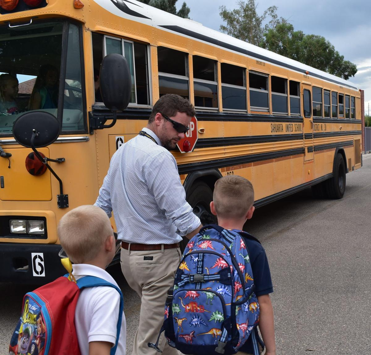 SUSD short of bus drivers, others filling in | Local News