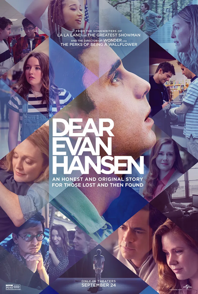 Movie Review: 'Dear Evan Hansen' proves likable enough