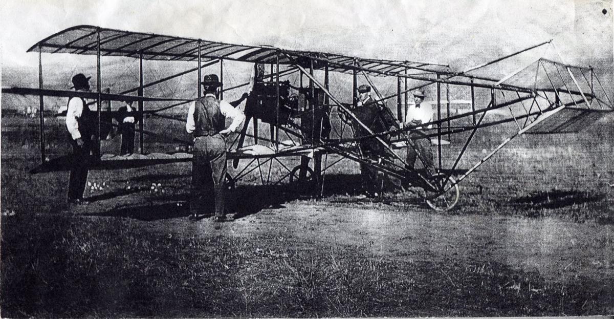 1910 flight