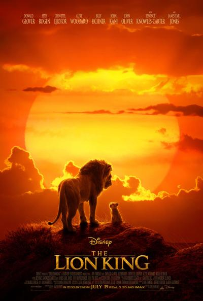 What we're watching: 'Lion King' remake doesn't exactly roar