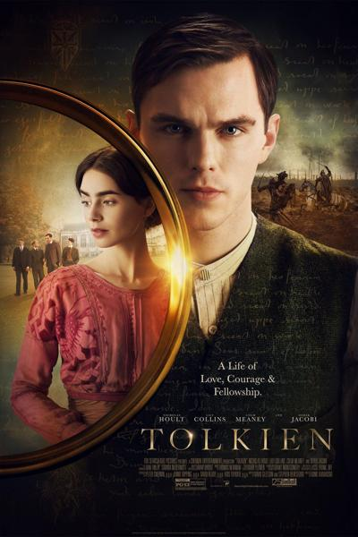 What we're watching: 'Tolkien' good period piece, lackluster biopic