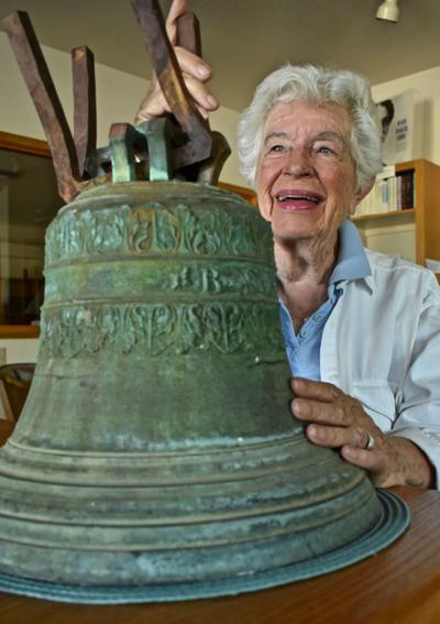 Stolen bell is returned to Green Valley church