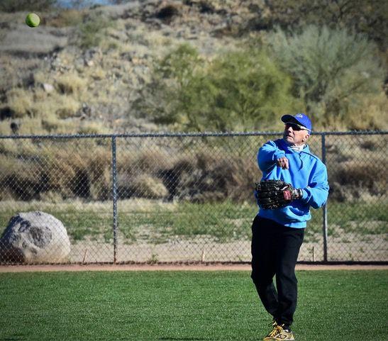 Spirit shines in new BAJA Senior Softball league