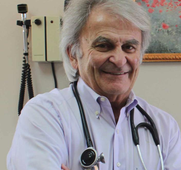 Dr. Sylvain Sidi
