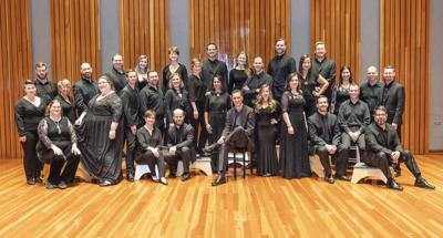 SPIRITED CONCERT SEASON:  'A New Day' with True Concord