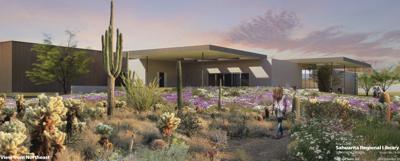 Sahuarita Regional Library