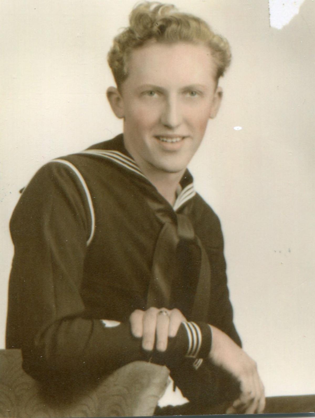 Joe Ferrang WWII