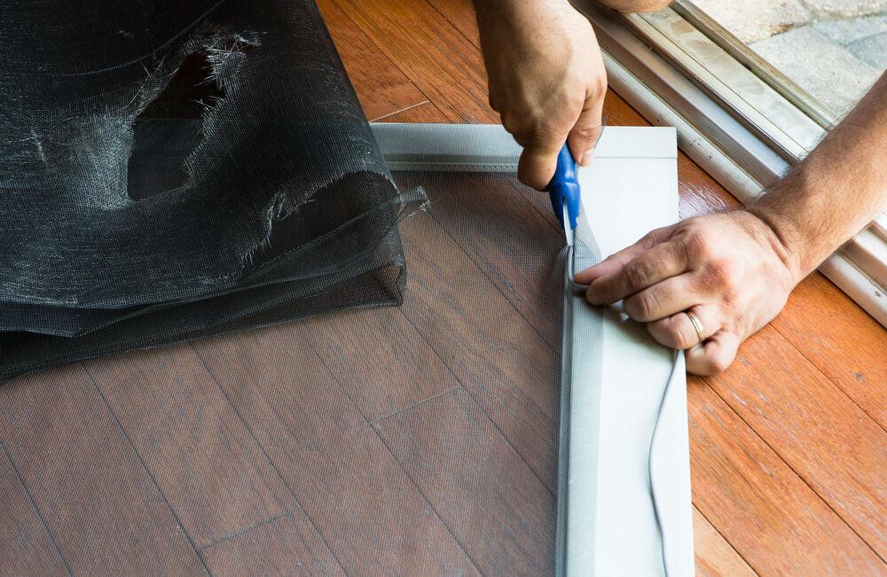 Rosie on the House: Frame, mesh strength matter when installing screens
