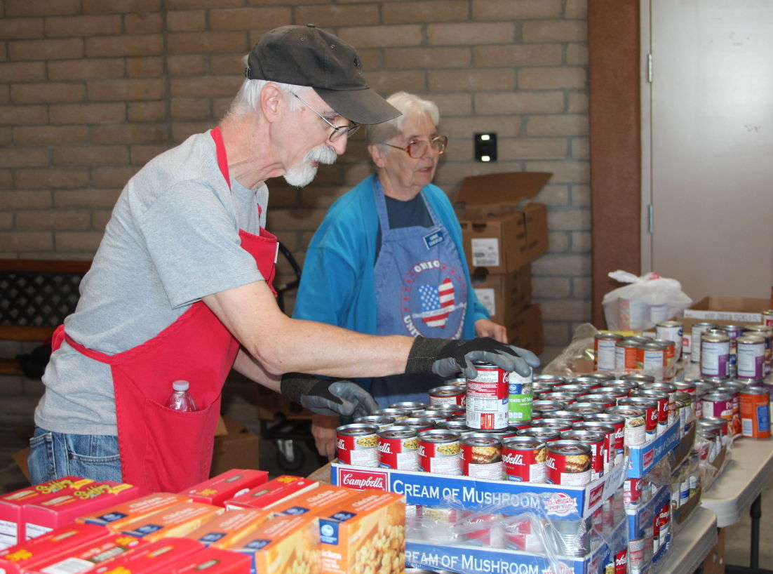 Volunteer Regina Food Bank