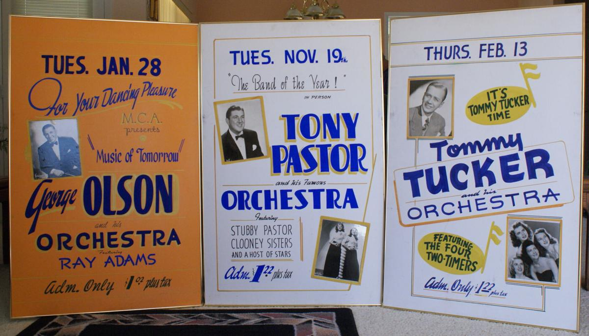 Our Stories: Greetings from the Big Band era