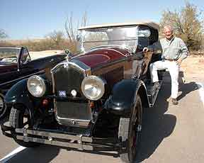 Th Annual Santa Cruz Valley Car Nuts Car Show Opens At Tubac Golf - Tubac az car show 2018