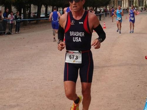 Tubac man competes in Duathlon World Championship