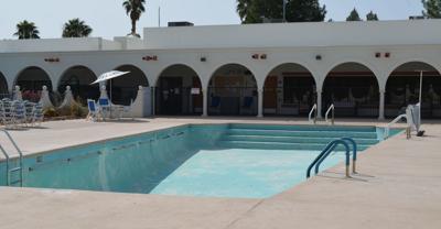 East Center pool