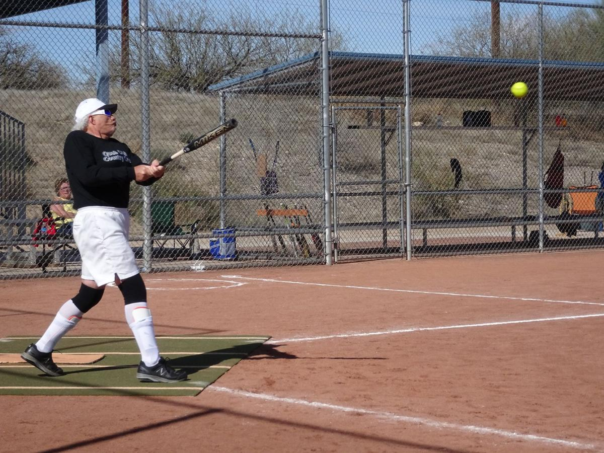 Weather impacts BAJA senior softball games