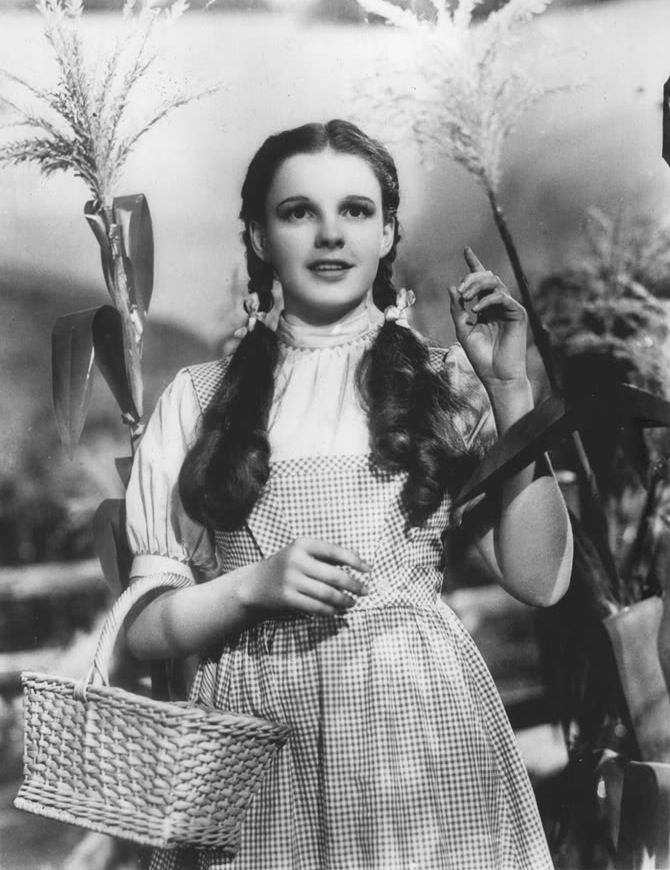 The Wizard of Oz, Dorothy