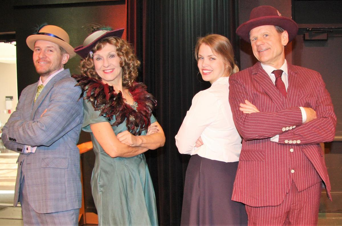 Shoestring Players bring 'Guys and Dolls' to stage