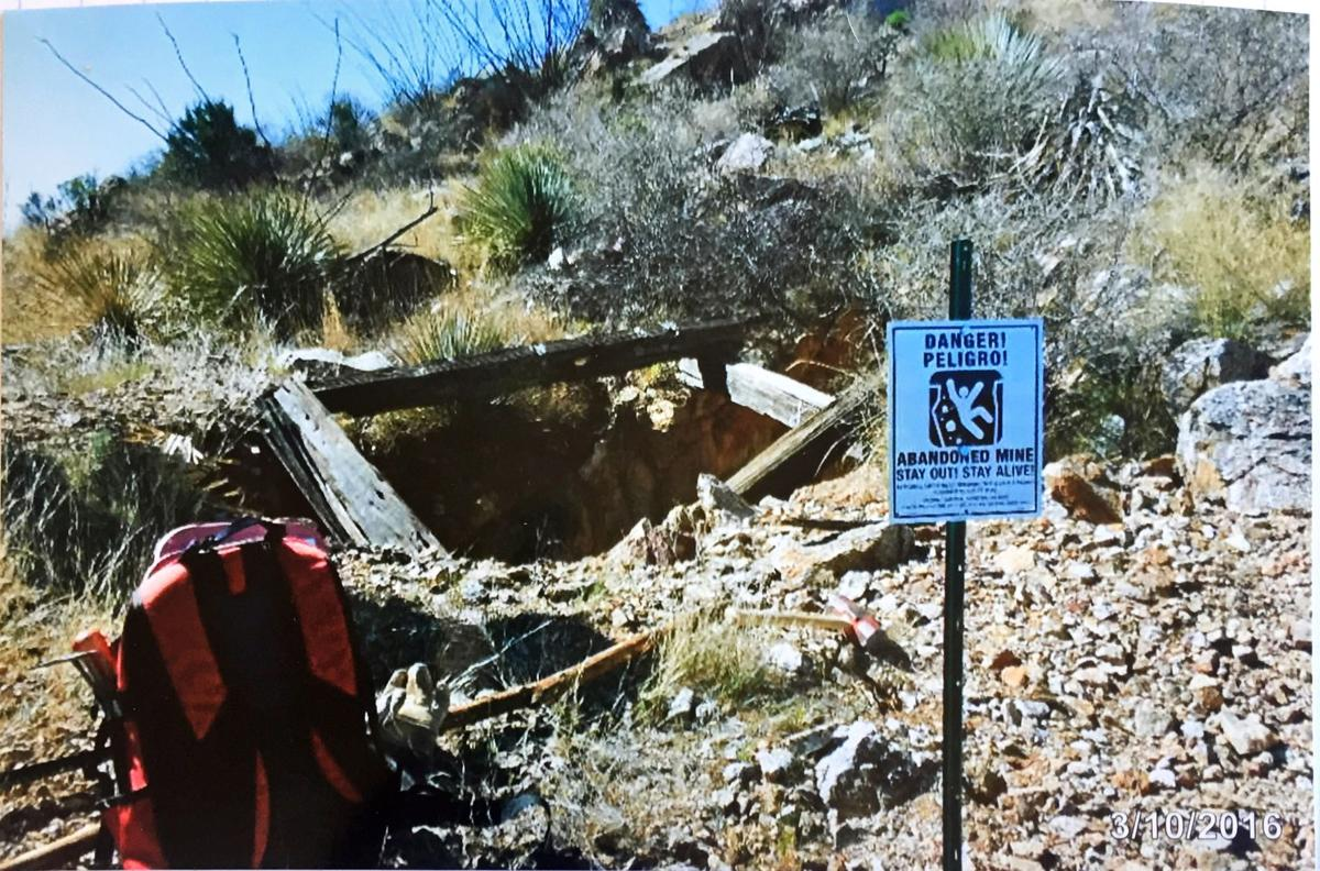 Abandoned mines going unmarked