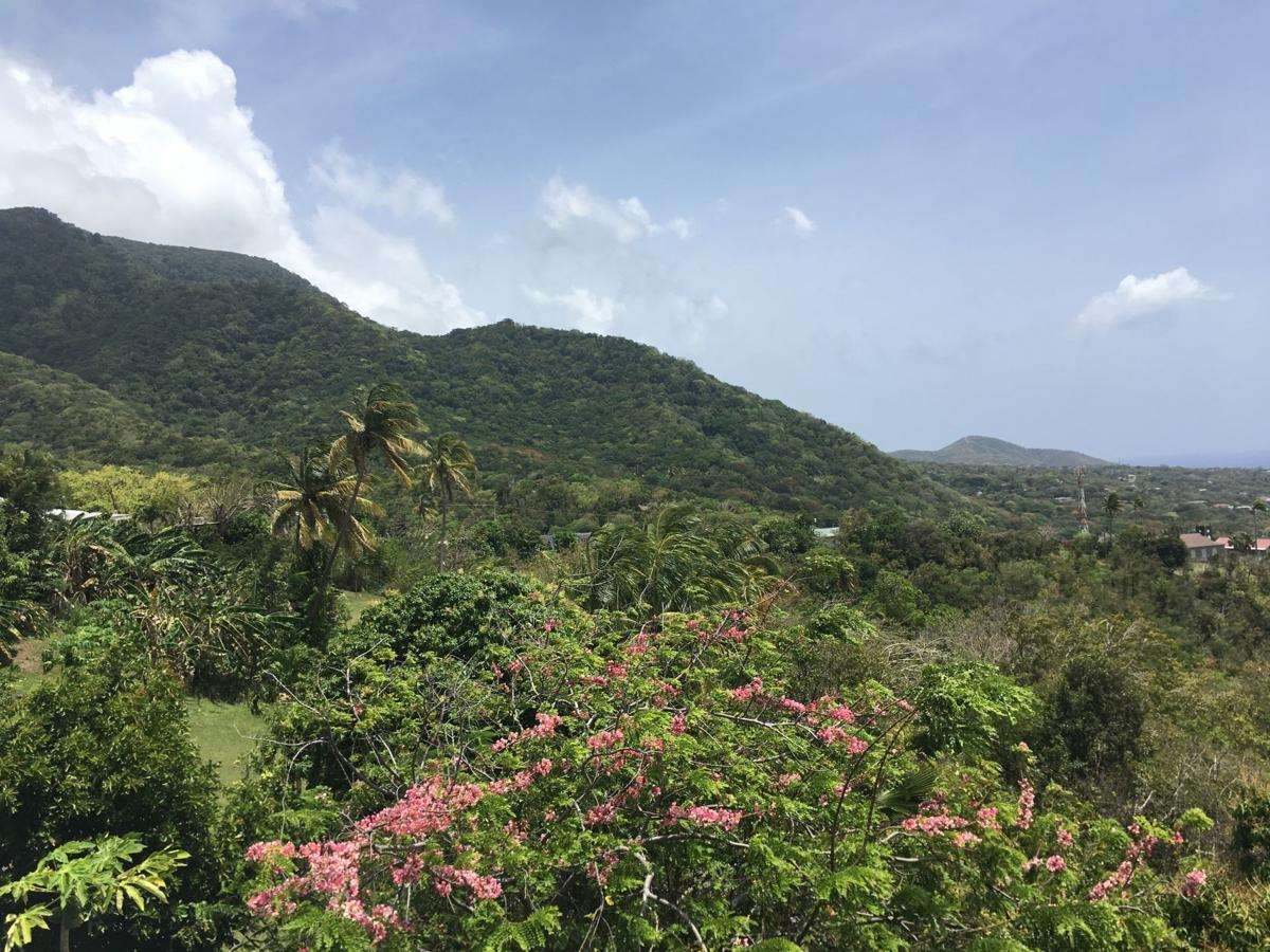 Leeward Island travels in: MONTSERRAT