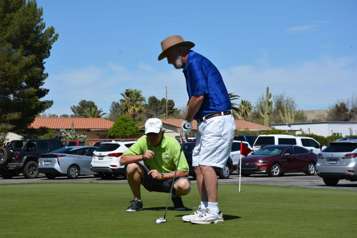 Blind Golf 2