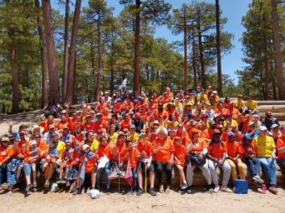 Volunteer Corner: Family camp respite for youths battling cancer