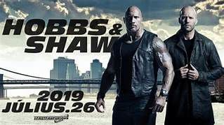 What we're watching: 'Hobbs & Shaw' exactly what you would expect