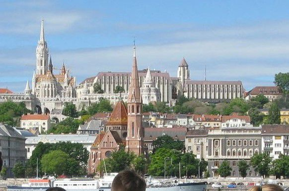 EASTERN EUROPE TODAY:  Bustling Budapest