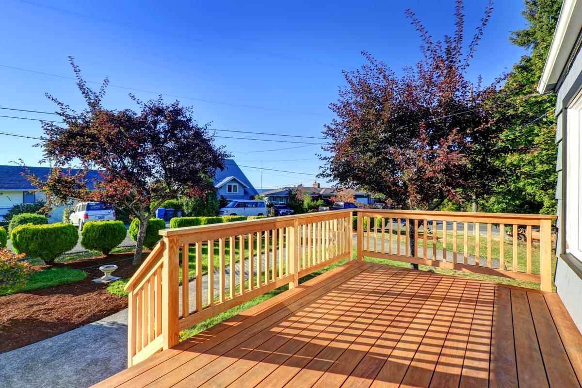 Rosie on the House: Treating, maintaining your deck and balcony